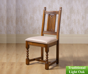 Old Charm Classic 2286 Warwick Fabric Dining Chair