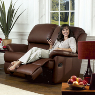 2 Seater Manual Reclining