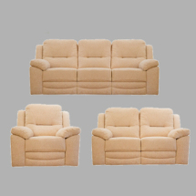 3 and 2 Seater Sofa and Chair