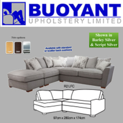 Fantasia by Buoyant Upholstery