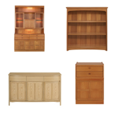 Nathan Bookcases & Cabinets