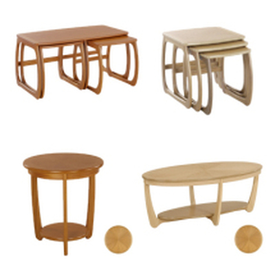 Nathan Coffee Tables | RG Cole Furniture | Essex