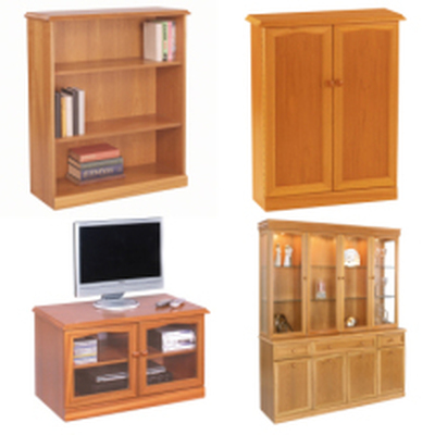 Sutcliffe Bookcases & Cabinets | RG Cole Furniture | Essex