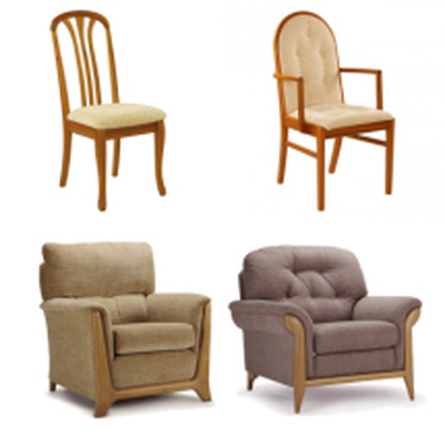 Sutcliffe Chairs | RG Cole Furniture | Essex