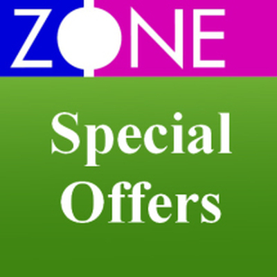 Special Offers by Zone