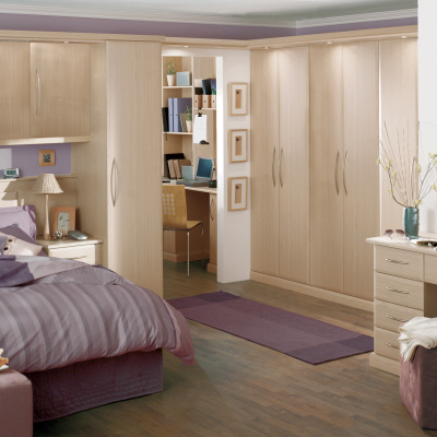 RG Cole Fitted Bedroom Department