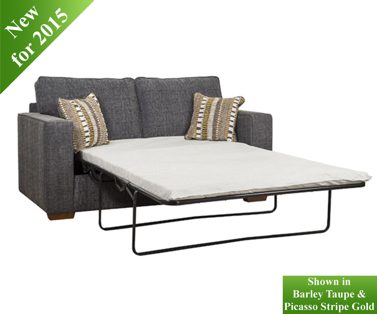 Buoyant chicago 2 seater sofa bed sofa beds rg cole for Sofa bed 2 seater