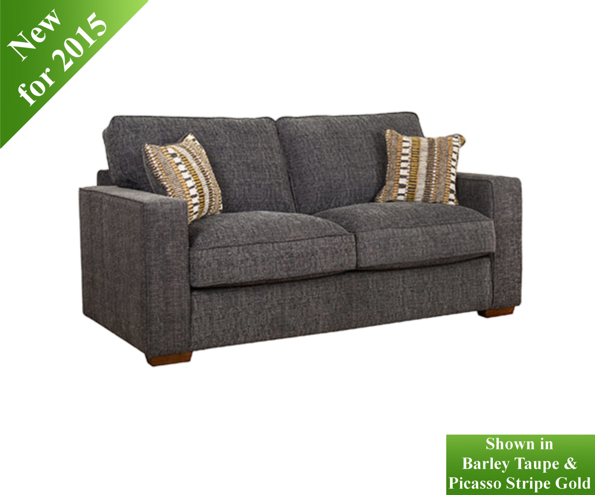 Buoyant chicago 3 seater sofa bed sofa beds rg cole for Sofa bed 3 seater