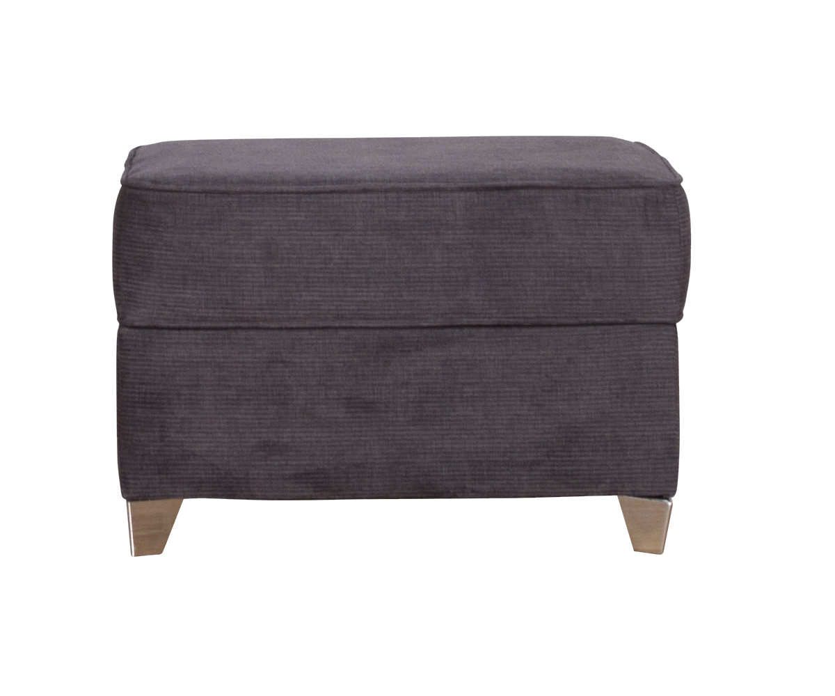 Buoyant Fairfield Plain Storage Footstool