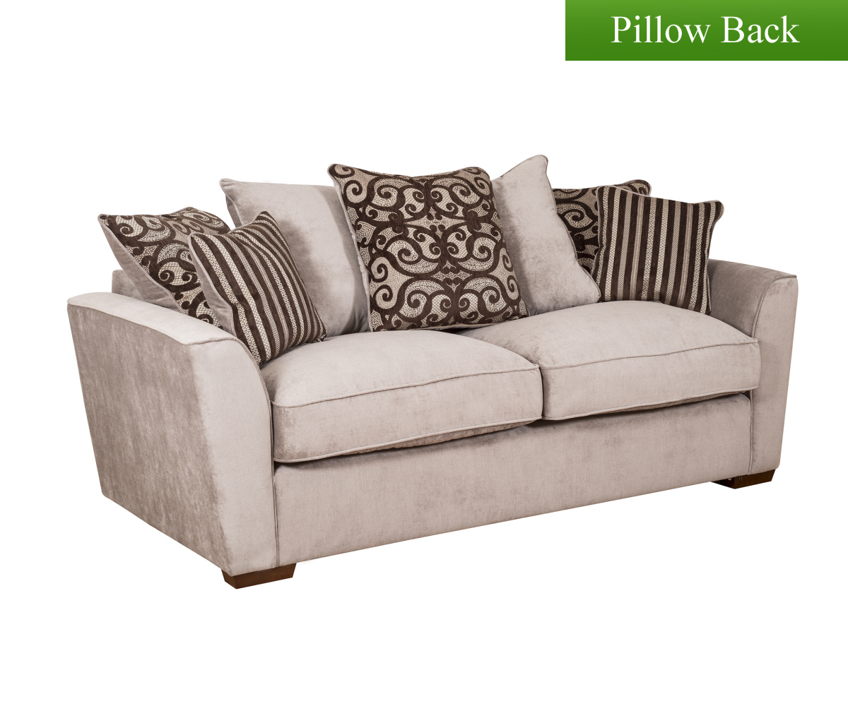 31e5e489894 Buoyant Fantasia 3 Seater Sofa - Fantasia by Buoyant Upholstery