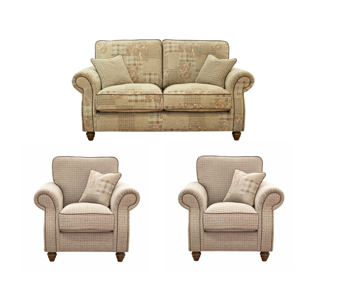 Buoyant Finley 3 Seater Sofa and 2 Chairs - 3 Seater Sofa and 2 Chairs | RG  Cole Furniture Limited