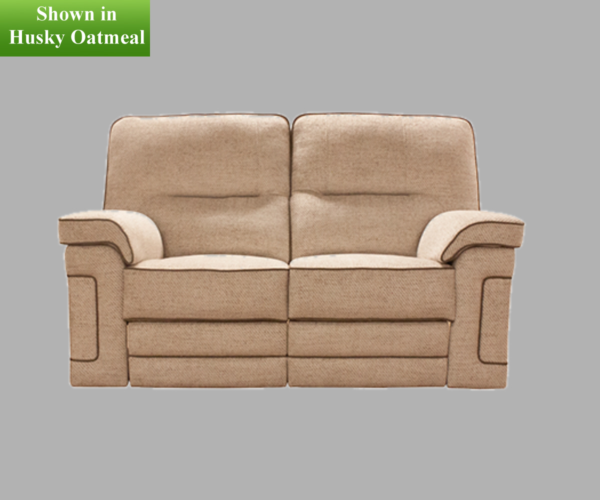 Buoyant plaza 2 seater electric reclining sofa plaza for Sofa 2 plazas bony