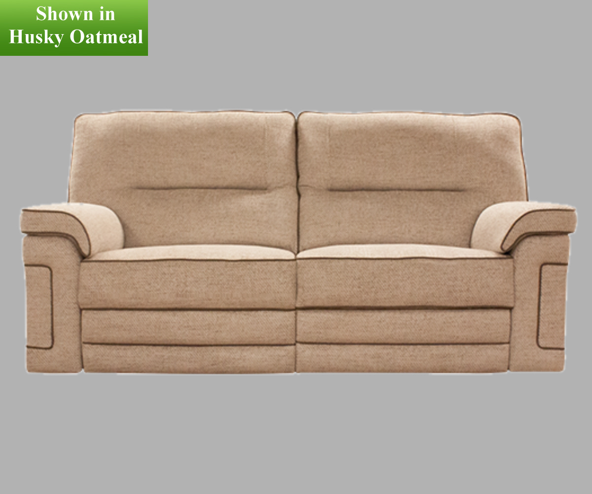 Buoyant Plaza 3 Seater Electric Reclining Sofa