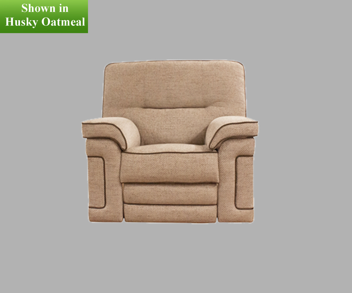 Buoyant Plaza Manual Recliner Chair