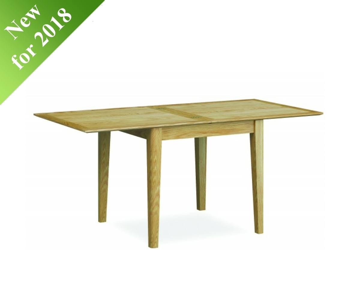 Intotal Battersea Flip Top Extending Dining Table