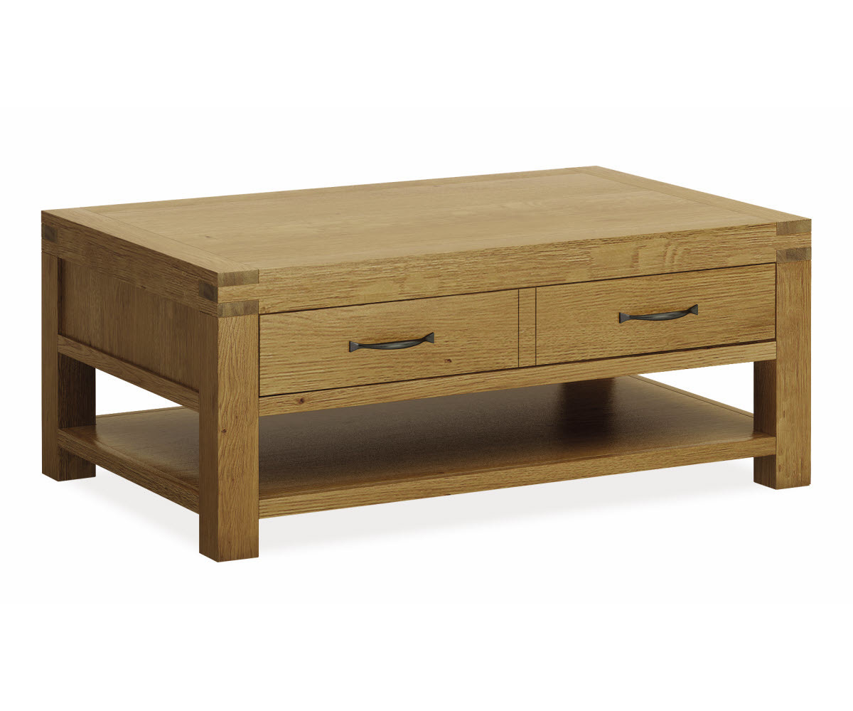 Intotal Sherrington Coffee Table with Drawer