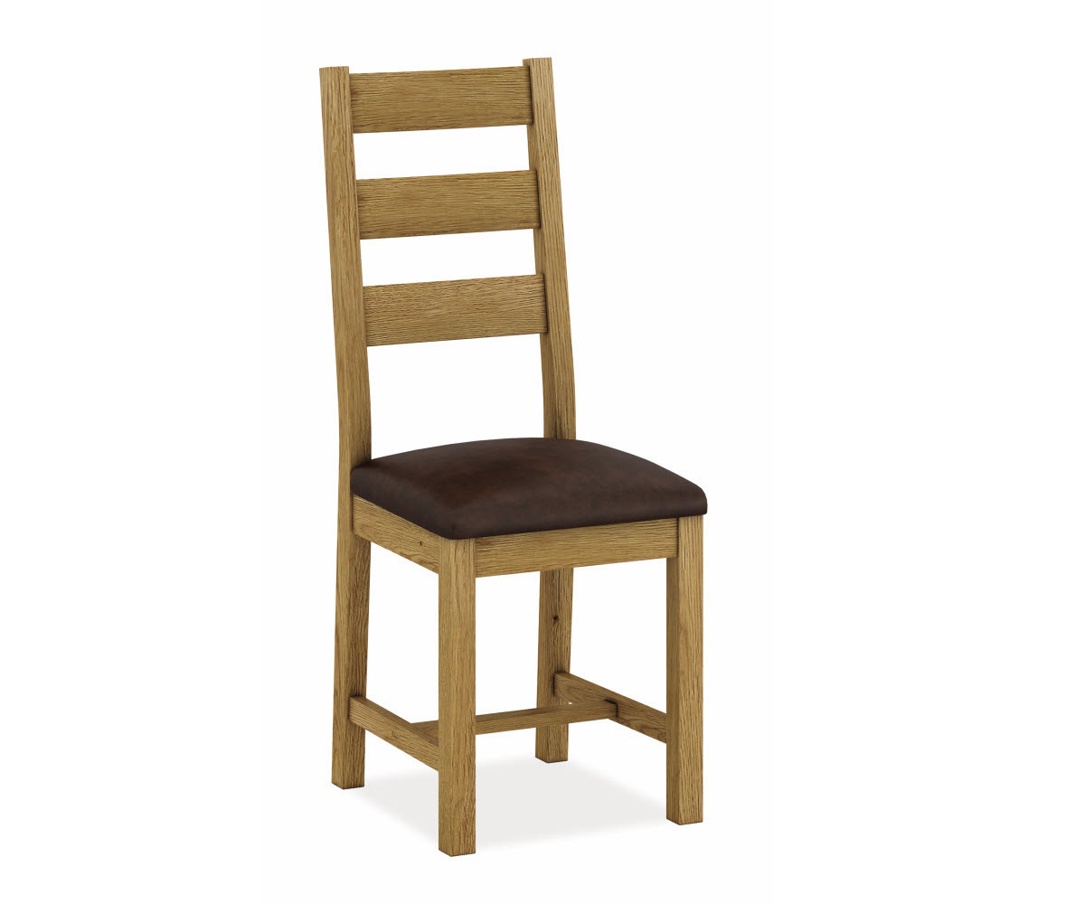 Intotal Sherrington Ladder Back Dining Chair