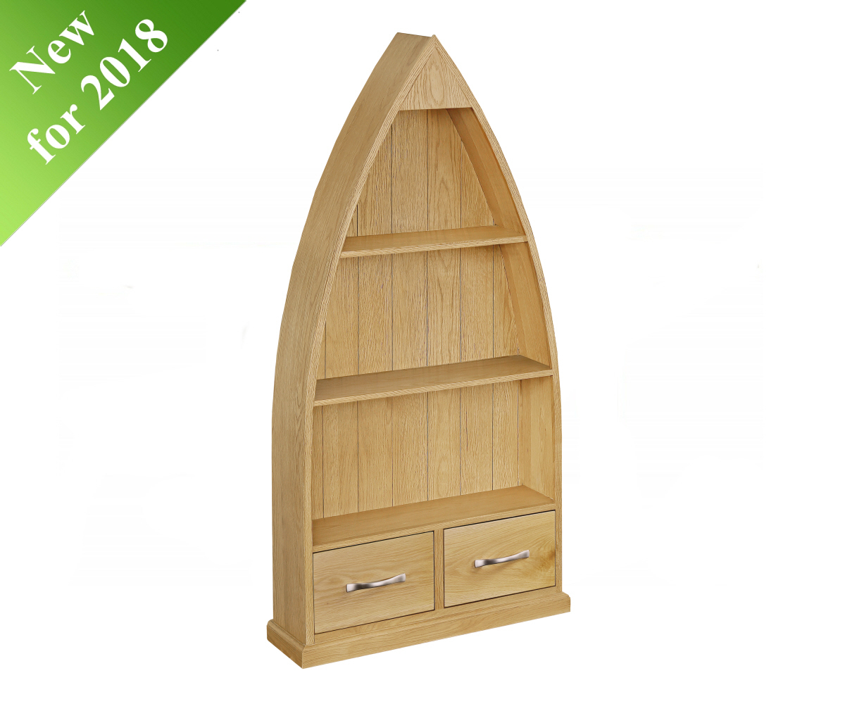 Intotal Tarrington Boat Bookcase