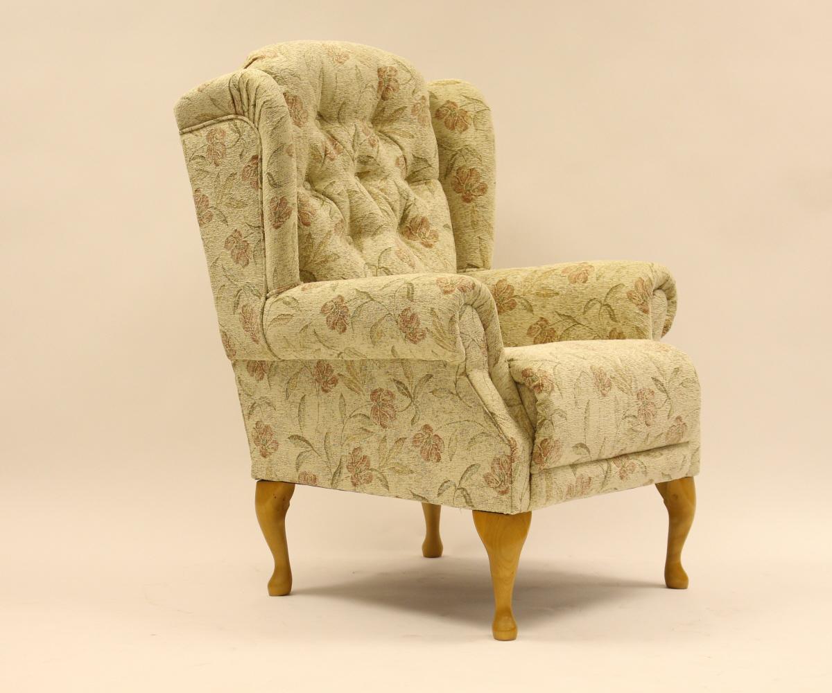 Sadiq Abbey Arm Chair
