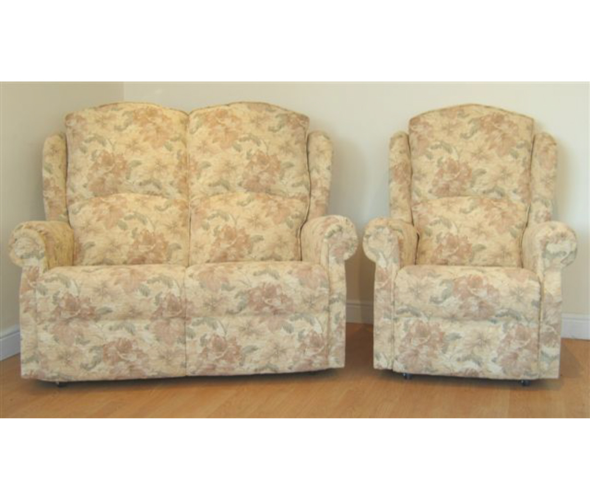 Sadiq Ellie 3 Seater Sofa and 2 Chairs