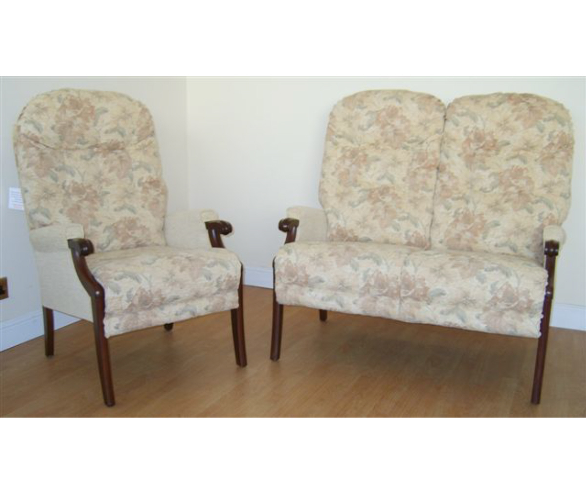 Sadiq Kensington 2 Seater Sofa and 2 Chairs