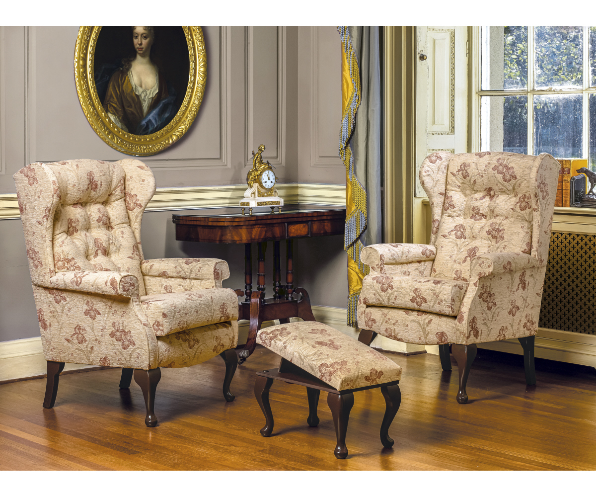 Thomasville Furniture Louisville Ky: Sherborne Brompton Fireside Chair - Fire Side Chair