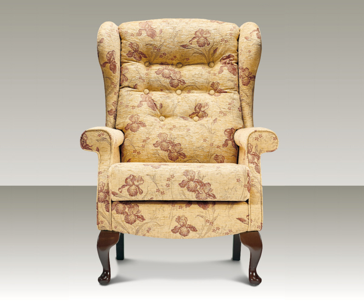 Sherborne Brompton Fireside Chair. View