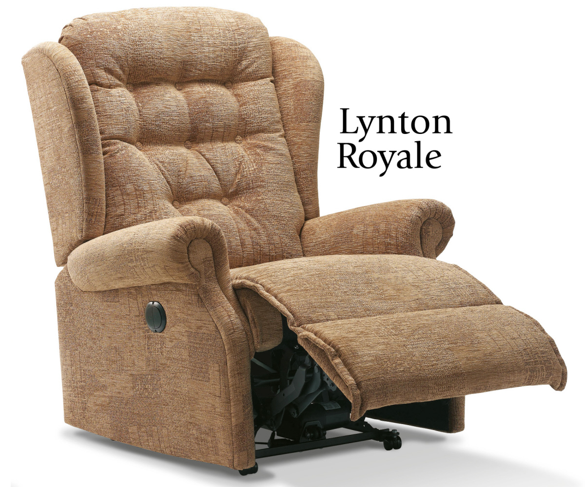 Sherborne Lynton Royale Recliner Chair Manual Or Electric Option ...