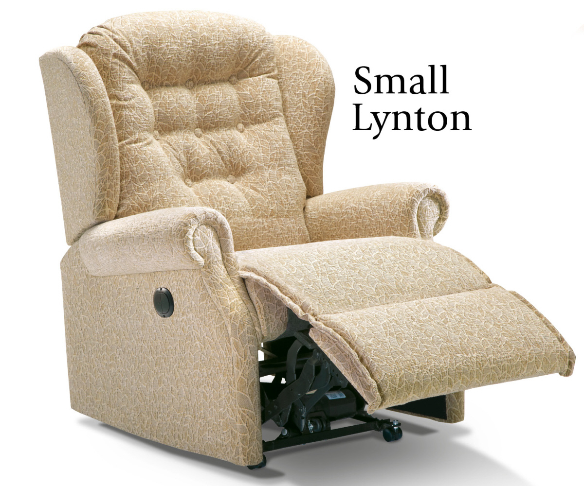 Sherborne Lynton Small Recliner Chair Manual or Electric Option