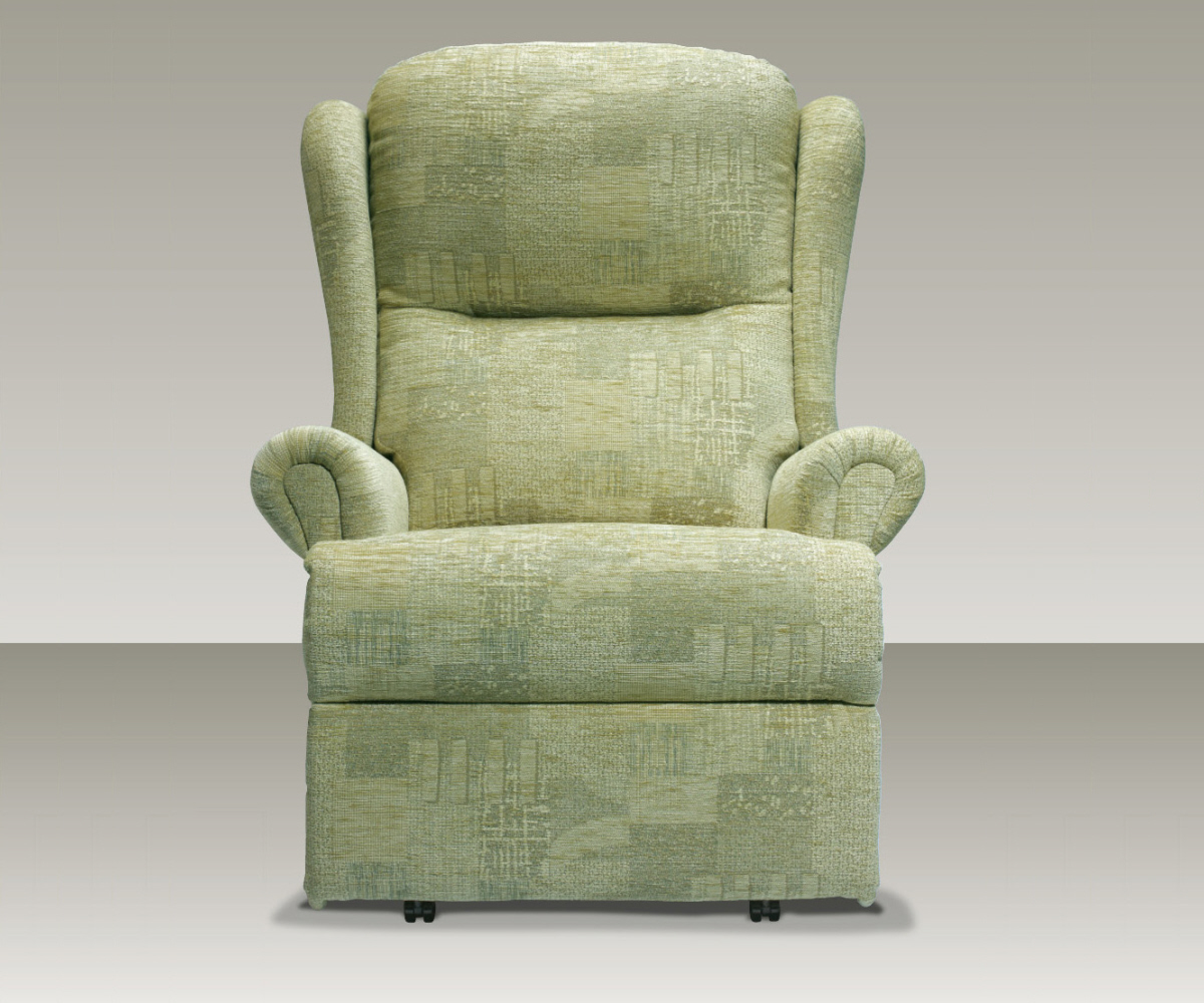 Sherborne Malvern Royale Recliner Chair Manual or Electric Option Electric Reclining Armchair | RG Cole Furniture Limited