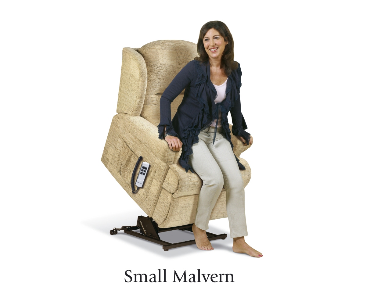 Sherborne Malvern Small Lift and Tilt Recliner Single or Dual Motor Option