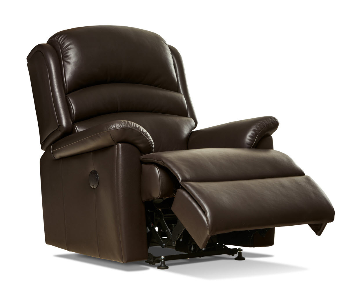 Sherborne Olivia Hide Recliner Chair Manual or Electric Option