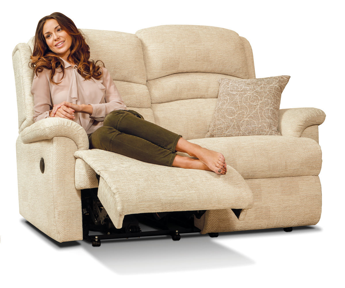 Sherborne Olivia Reclining 2 Seater Sofa Manual or Electric Option