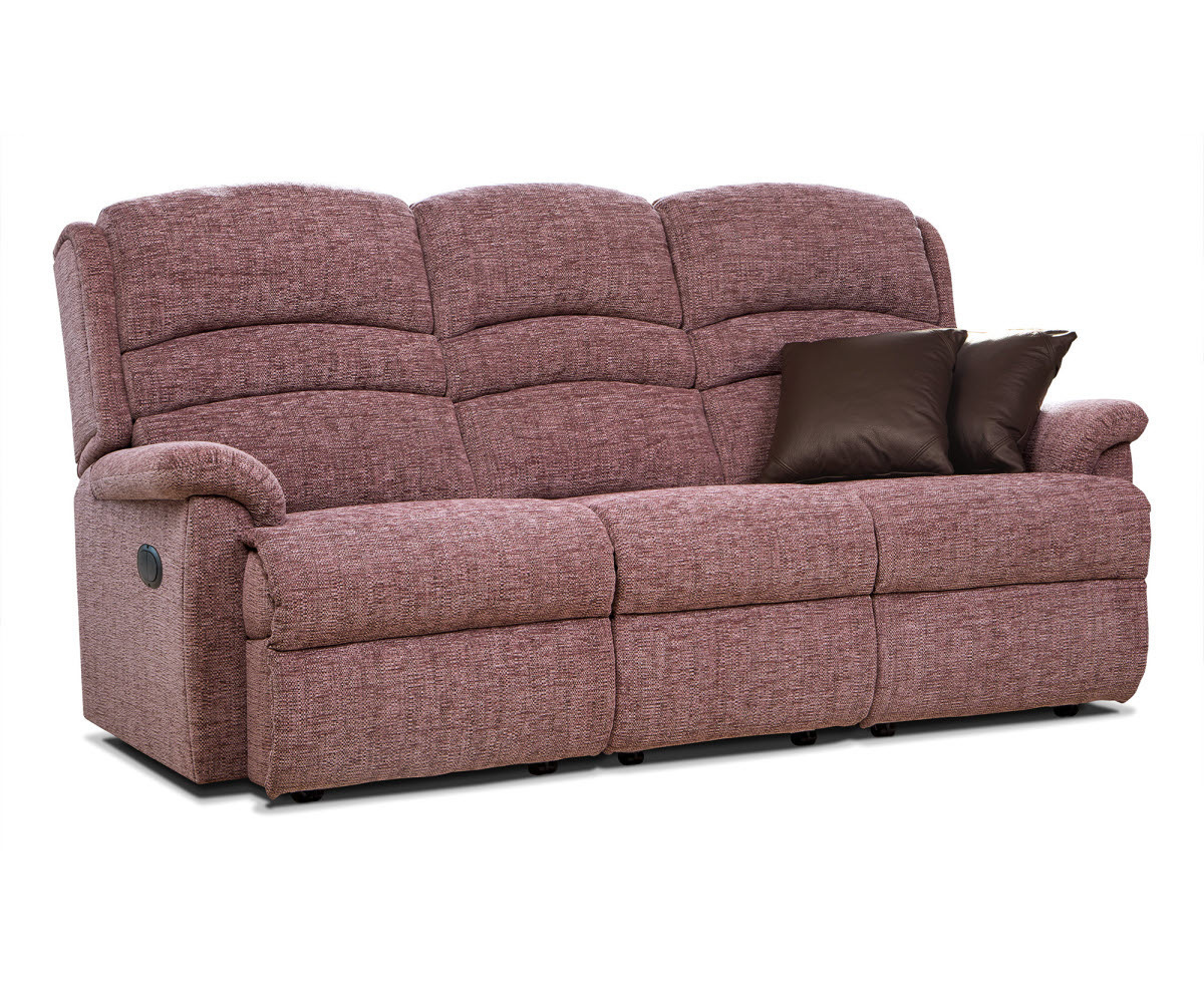 Sherborne Olivia Reclining 3 Seater Sofa Manual Or Electric Option