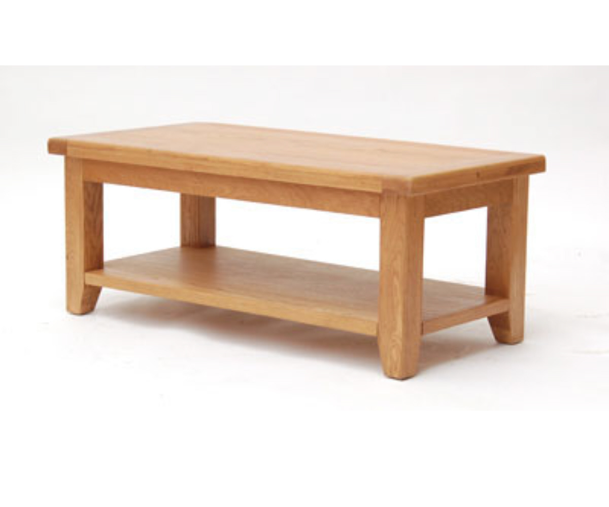 Hampshire Large Coffee Table Hampshire By Furniture Link Rg Cole Furniture Limited