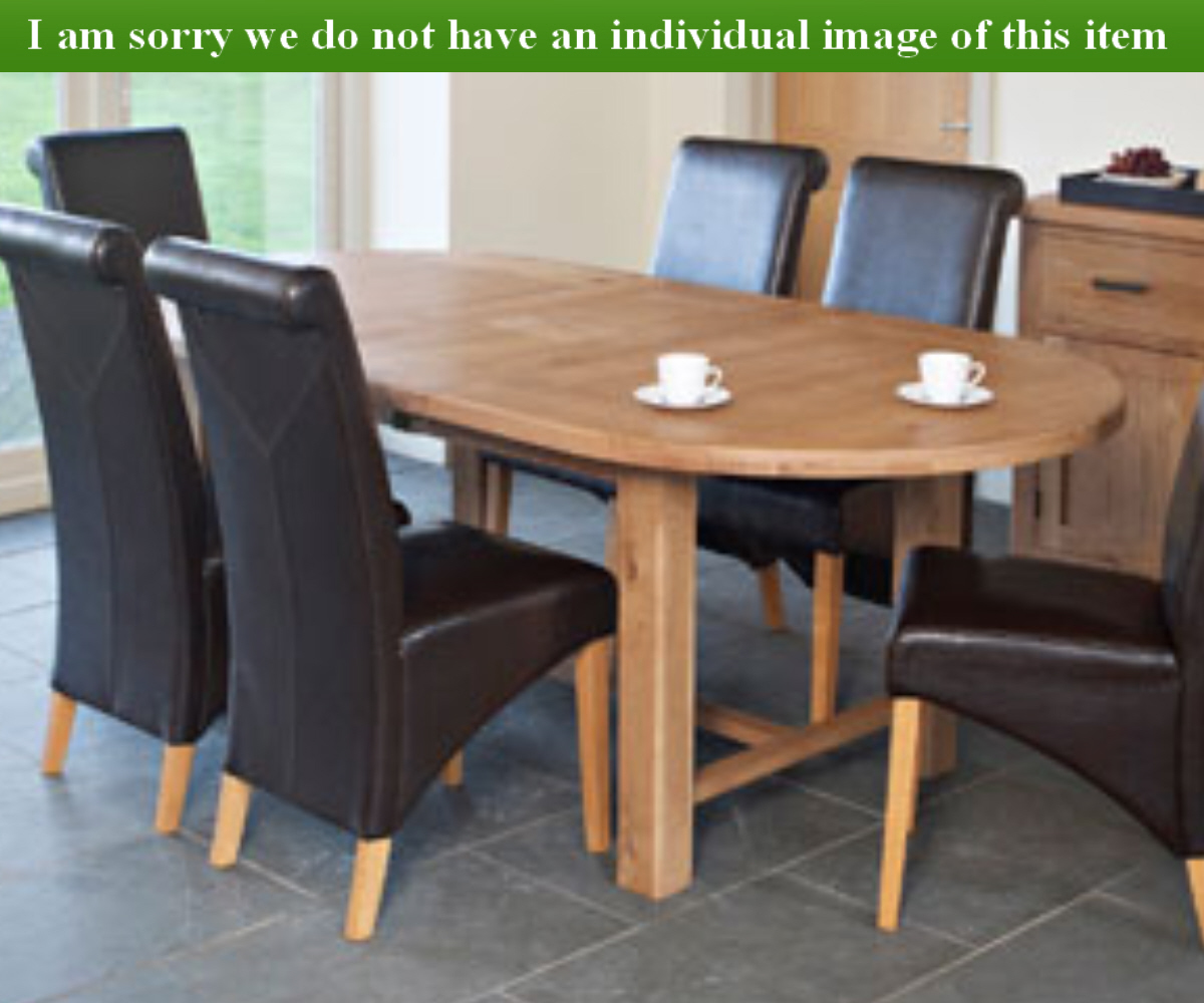 Hampshire Oval Ext Dining Table - Dining Tables
