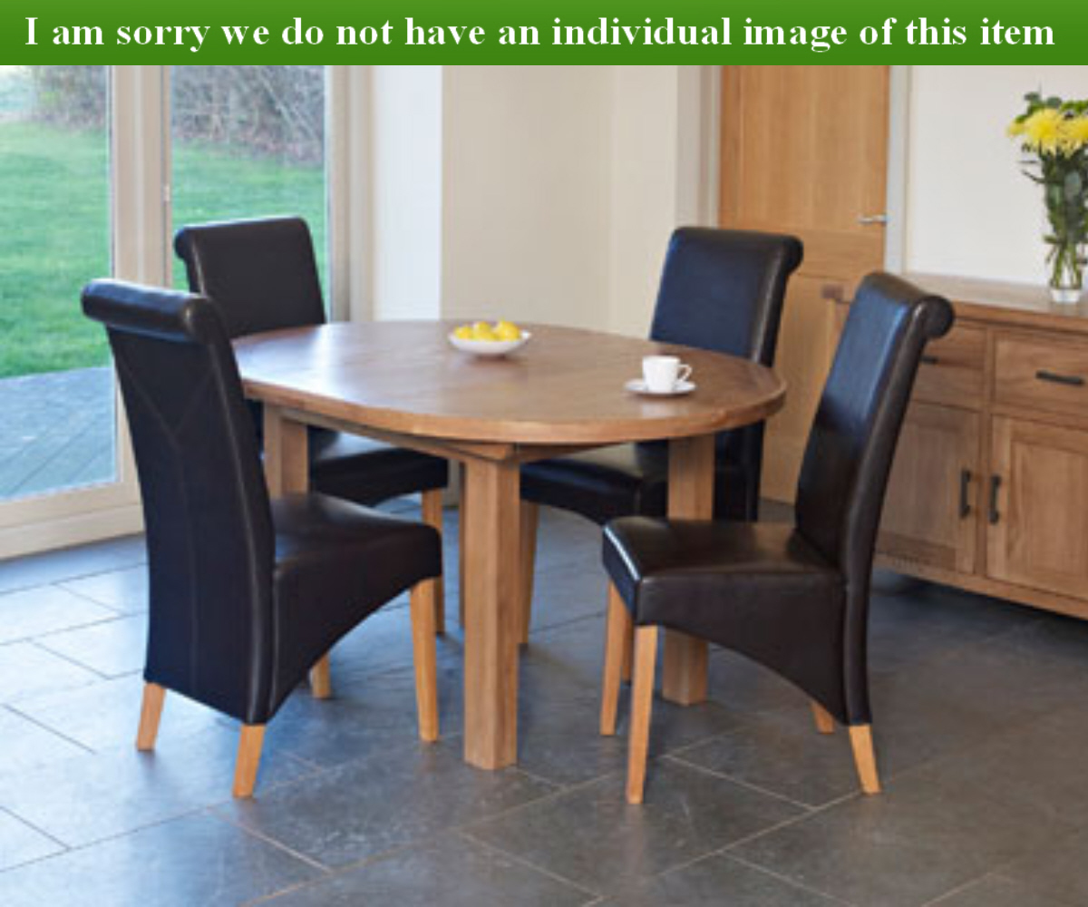 Hampshire Circle Ext Dining Table