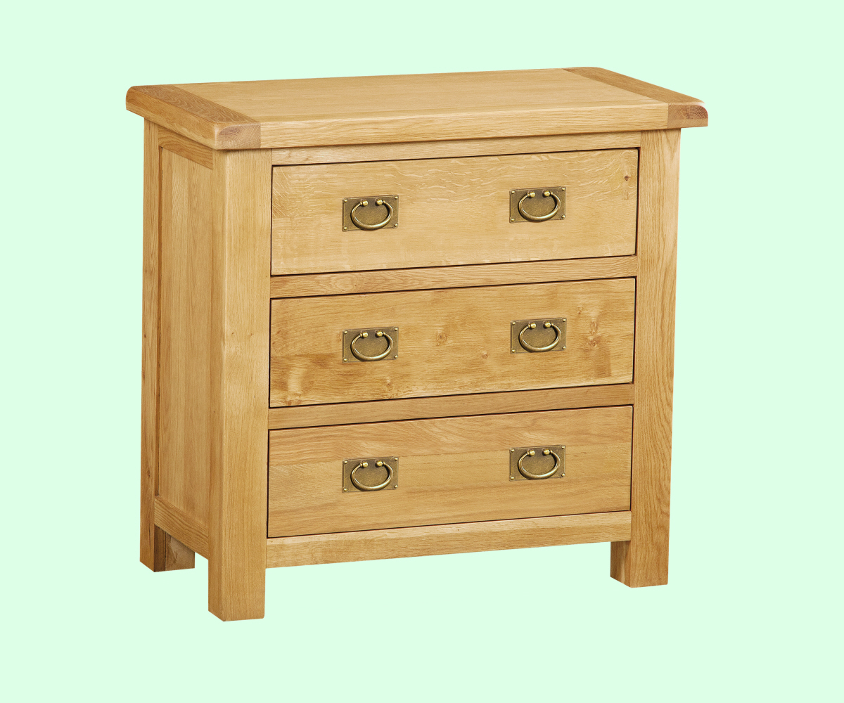 Intotal Great Baddow 3 Drawer Chest