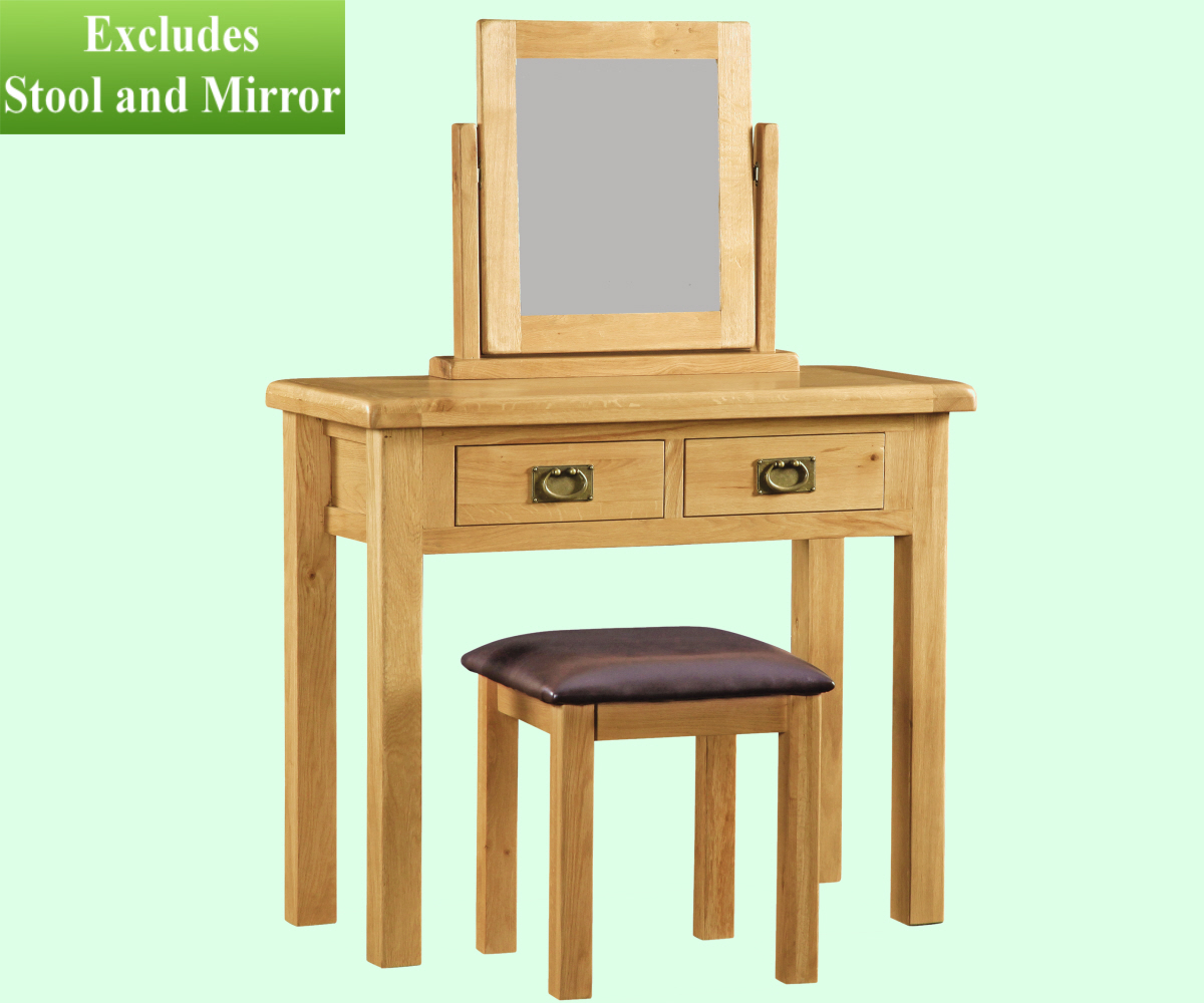 Intotal Great Baddow Small Dressing Table