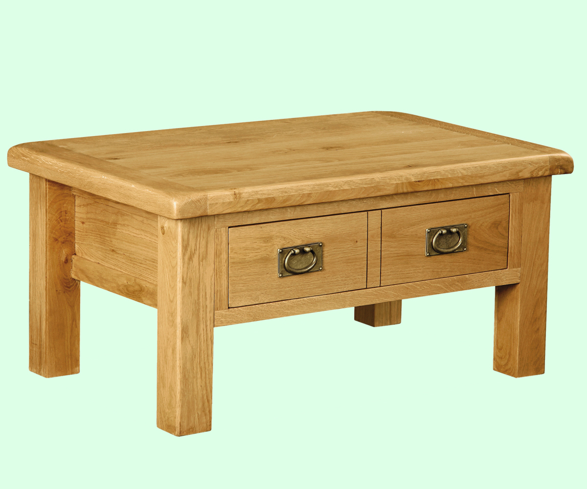 Intotal Great Baddow Coffee Table with Drawer