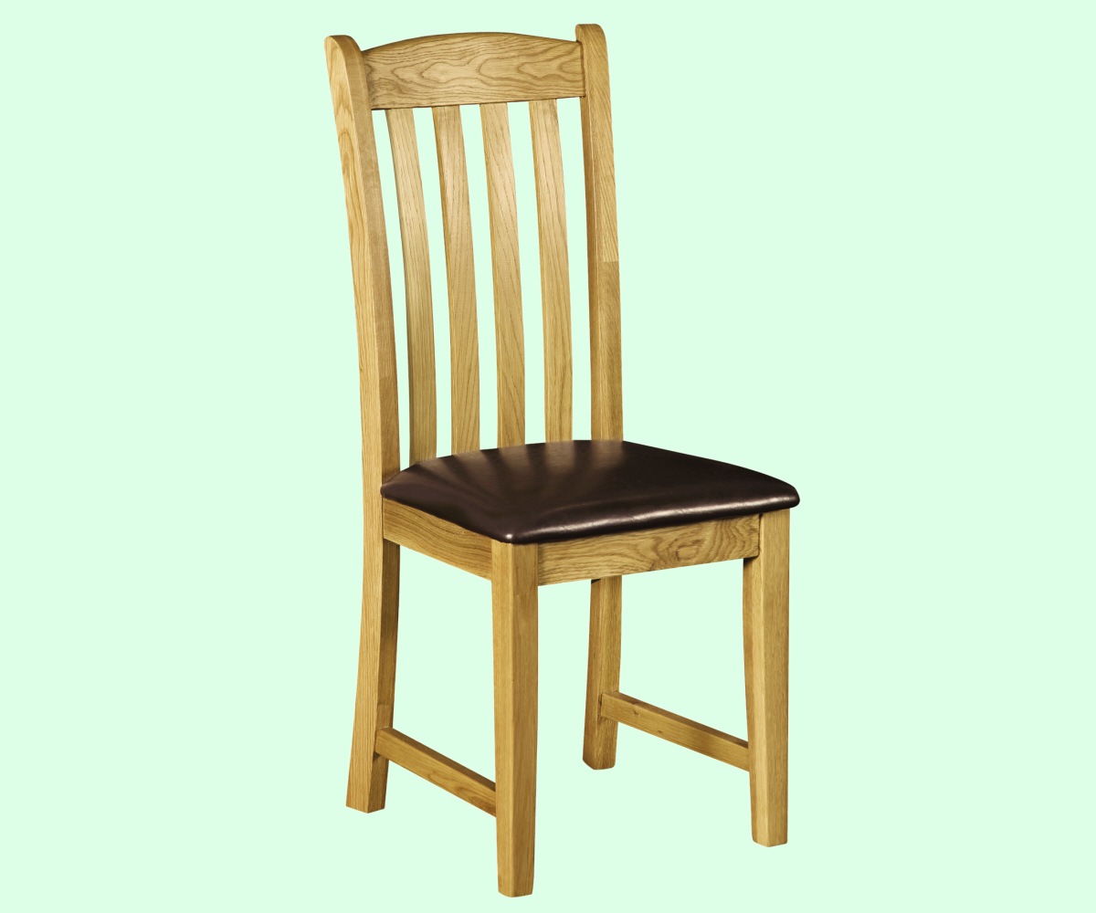 Intotal Great Baddow Dining Chair with PU Seat