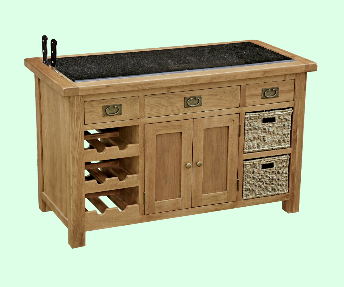 Intotal Great Baddow Kitchen Island Unit