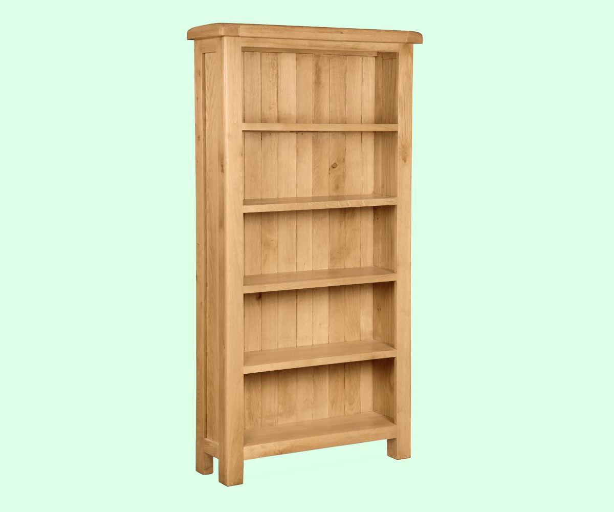 Intotal Great Baddow Large Bookcase