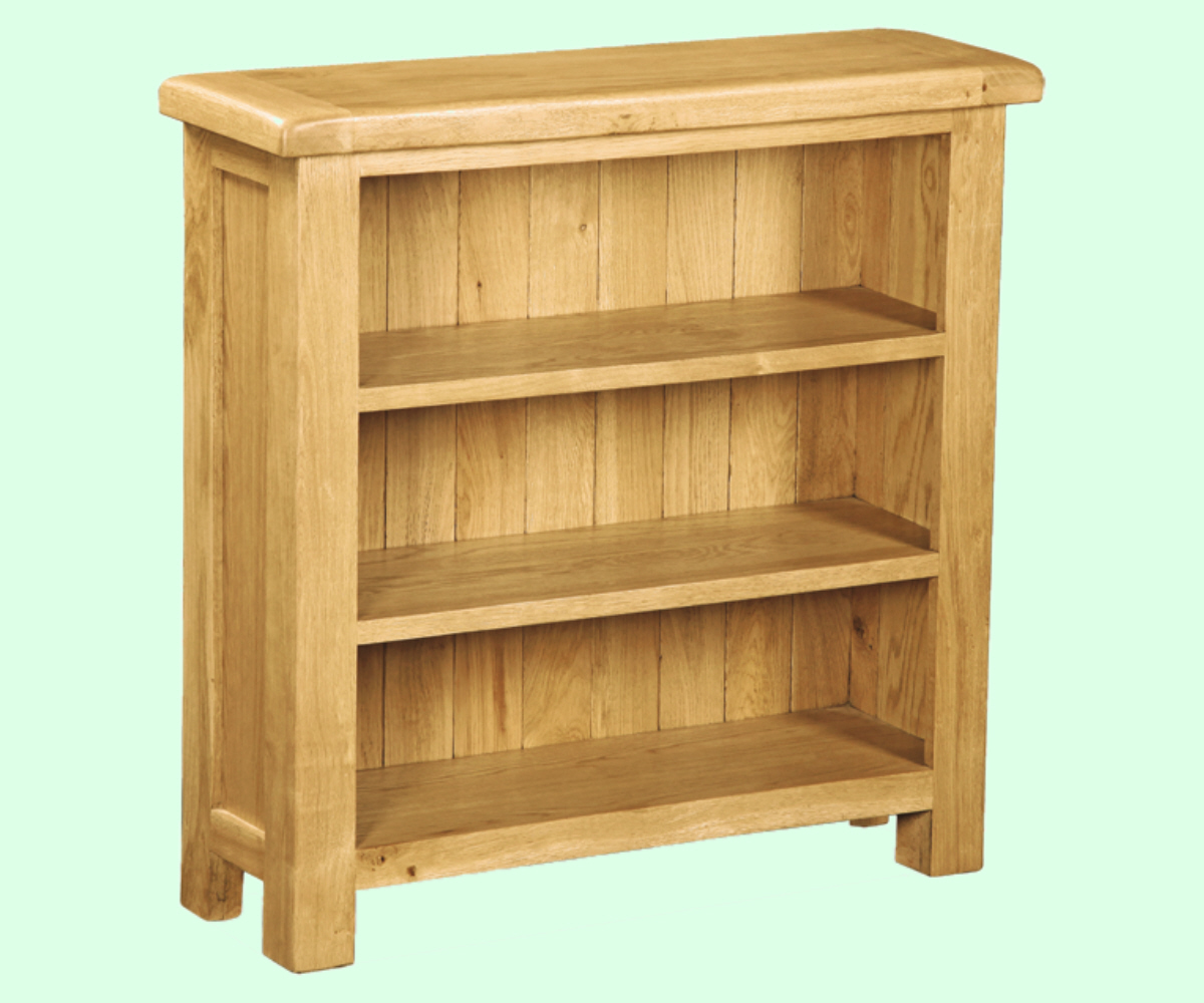 Intotal Great Baddow Low Bookcase