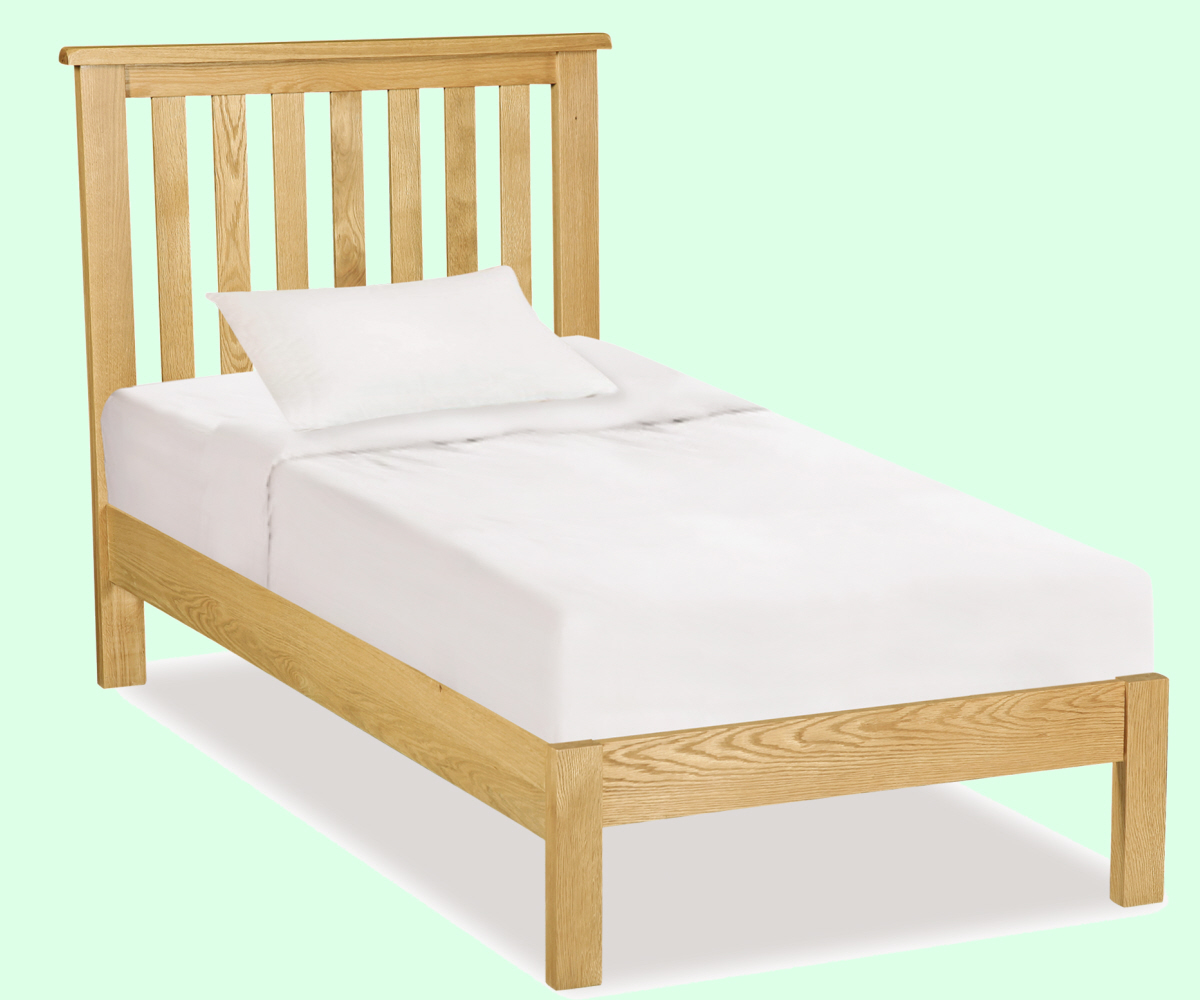 Intotal Great Baddow Low End Bedframe