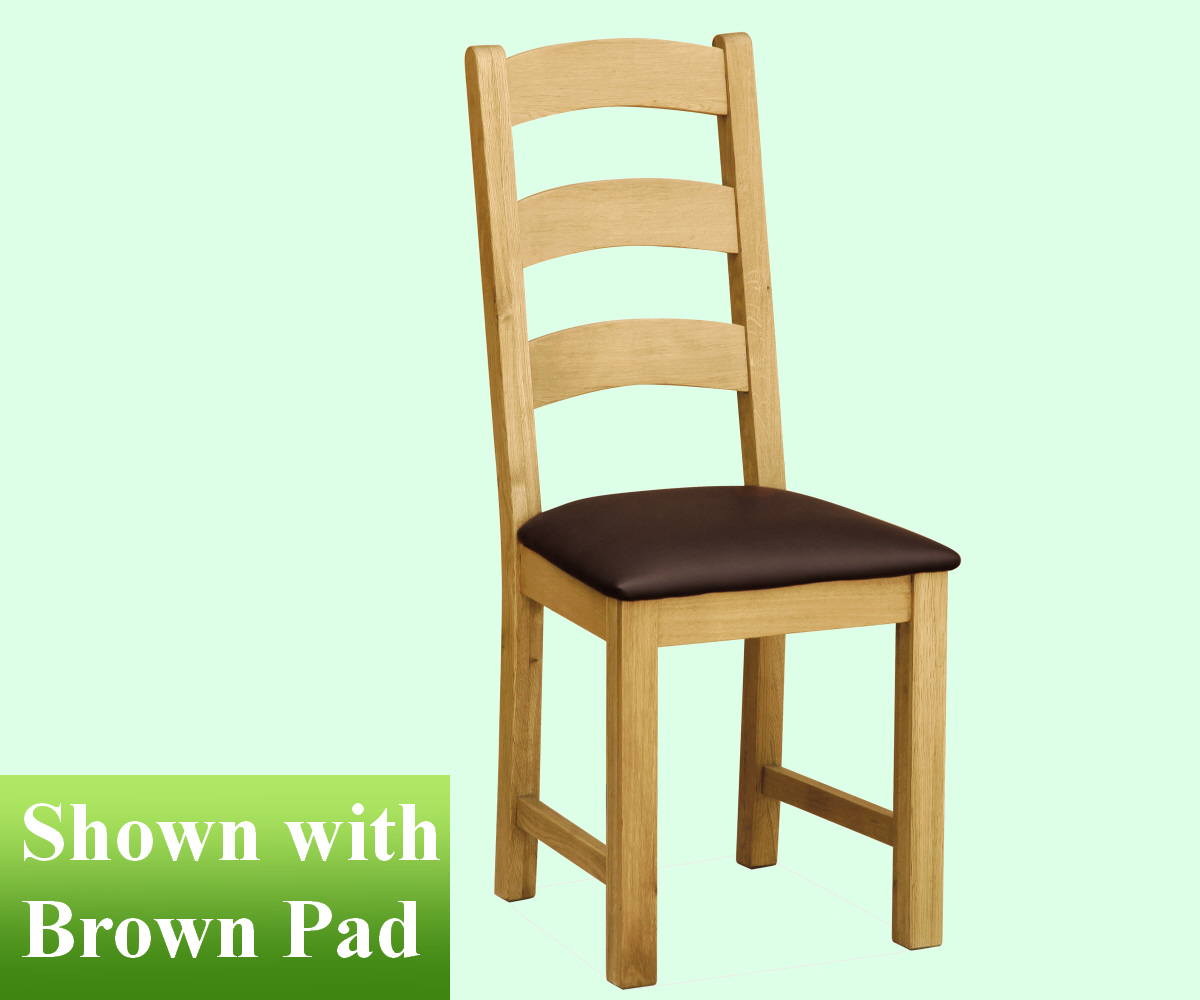 Intotal Little Baddow Ladder Back Dining Chair