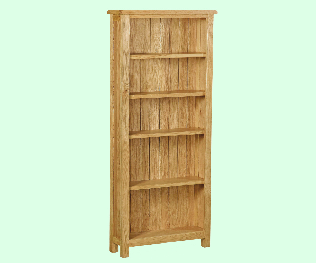 Intotal Little Baddow Large Bookcase