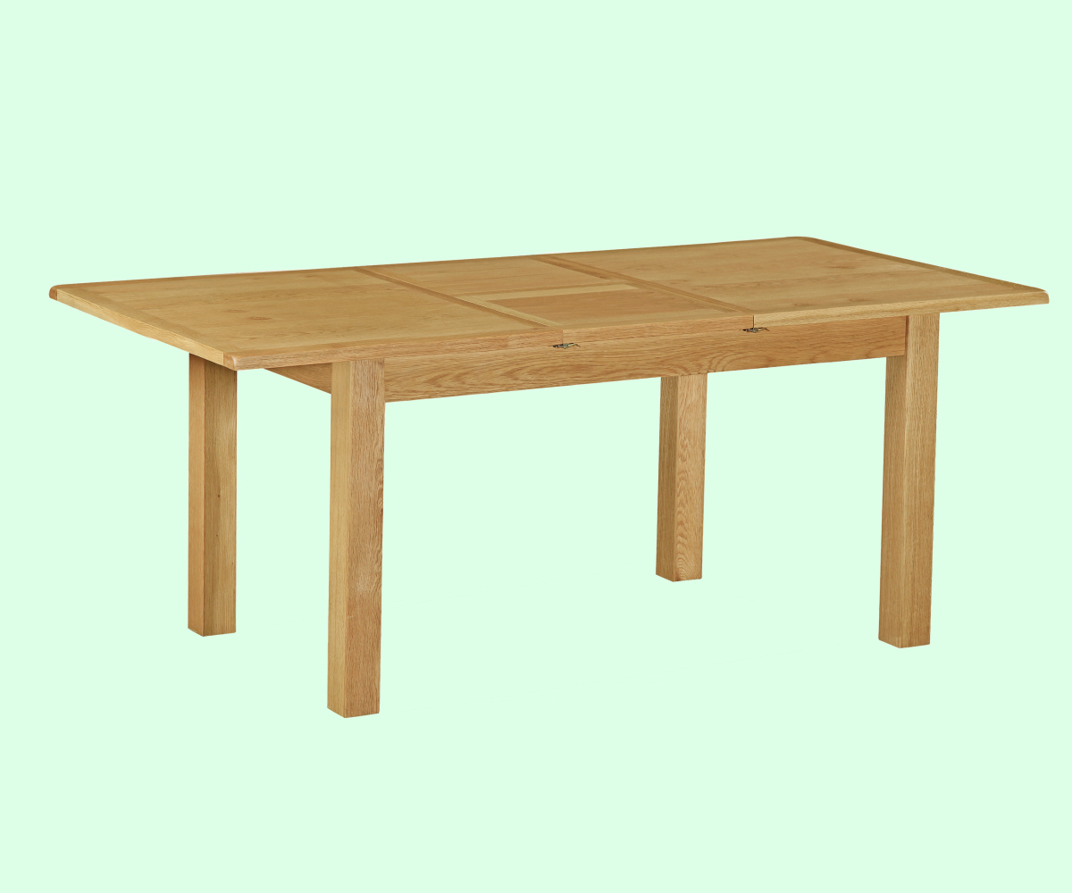 Intotal Little Baddow Small Extending Table