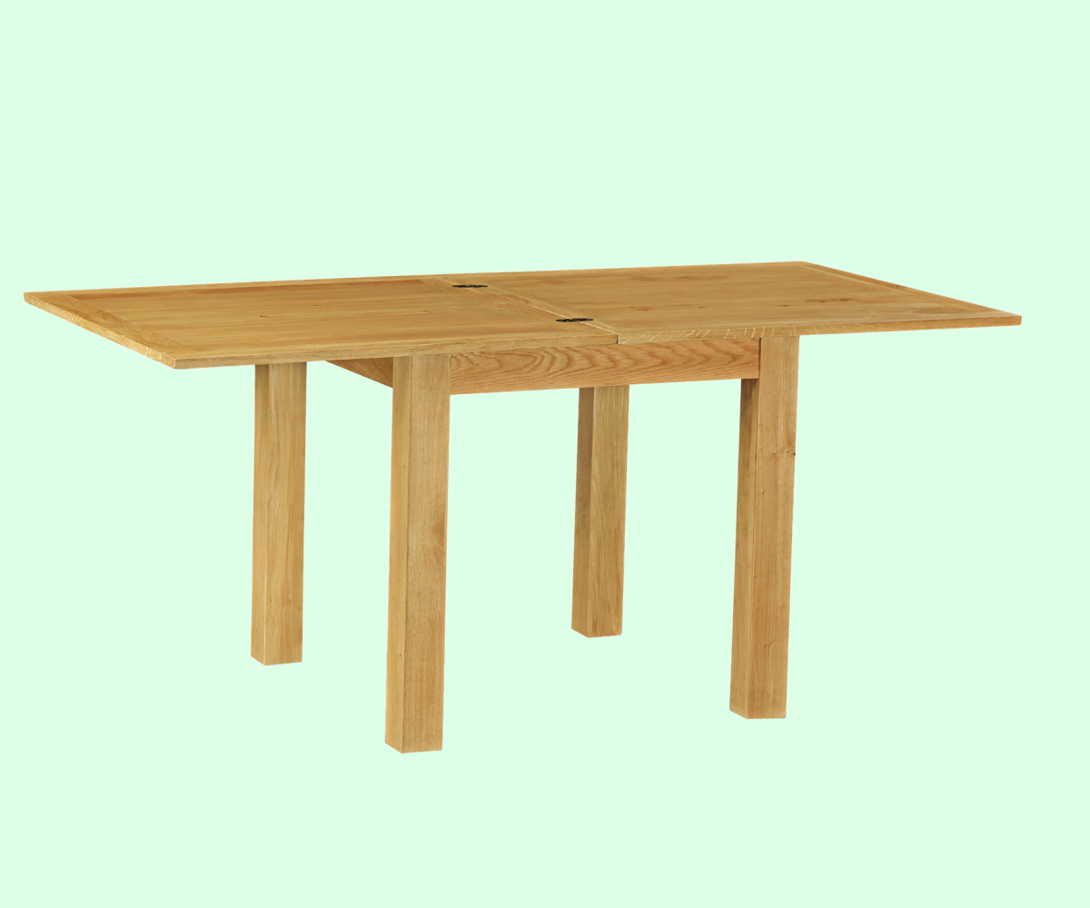 Intotal Little Baddow Square Extending Table