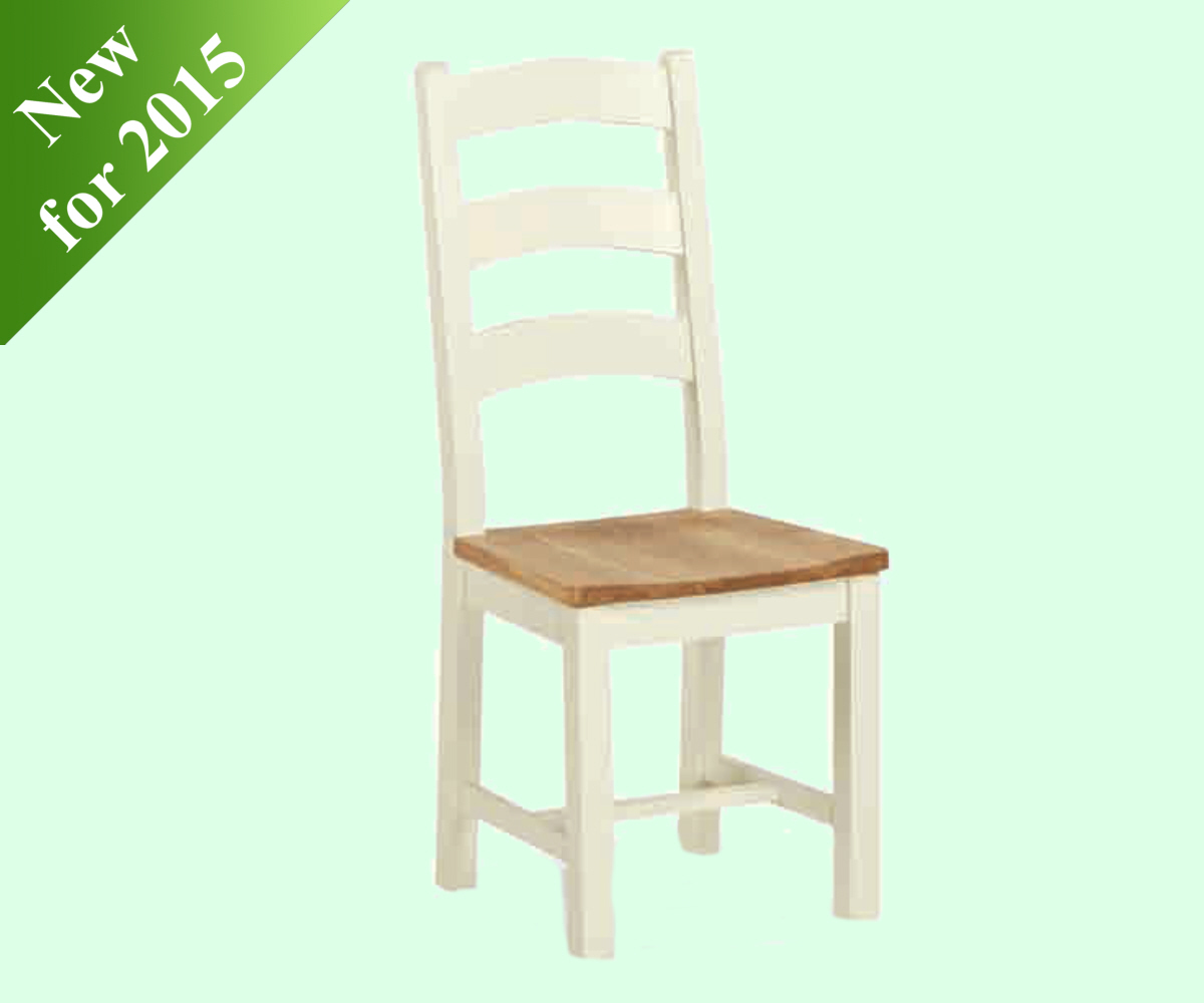 Intotal Sudbury Slatted Dining Chair